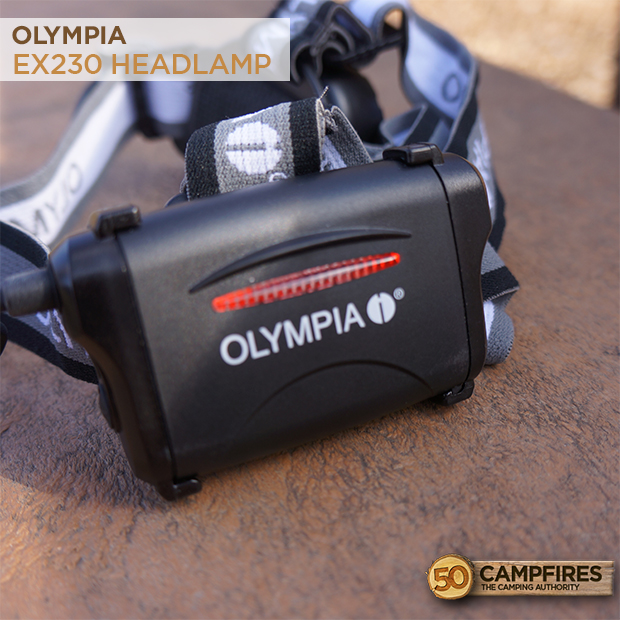 olympia ex230 headlamp