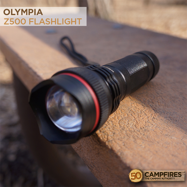 olympia z500 flashlight