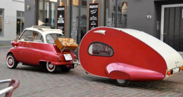 Camping Trailers For Sale Michigan >> 10 Groovy Teardrop Trailers You'll Love - 50 Campfires