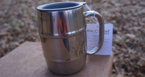 eco vessel double barrel mug