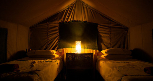 Race Glamping Taking Event Camping To A Luxurious Level
