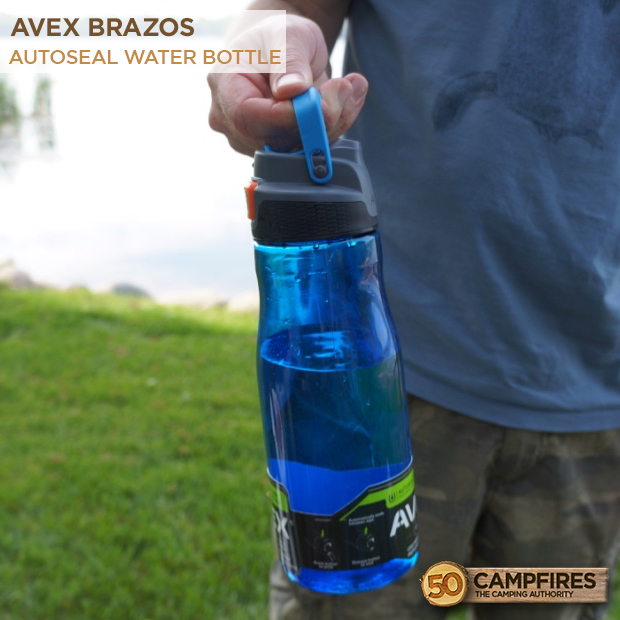 AVEX Brazos AutoSeal Water Bottle