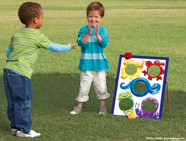 yard games for kids