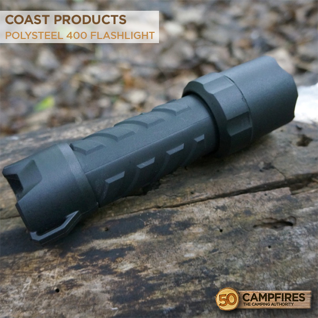 coast polysteel 400 flashlight