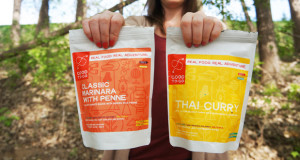 Good To-Go Dehydrated Meals Thai Curry and Penne
