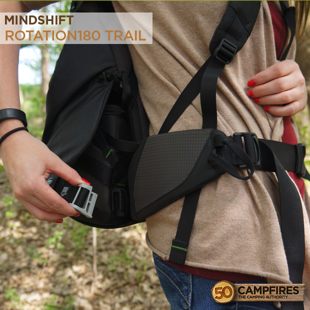 Mindshift rotation 180 backpack for hiking