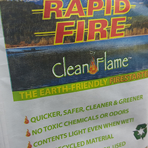 Clean Flame Rapid Fire