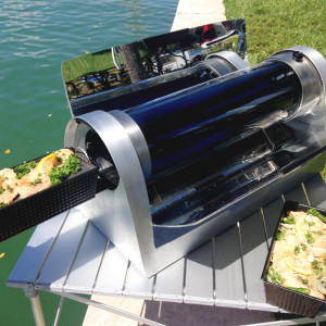 GoSun Grill That Feeds Up To 8
