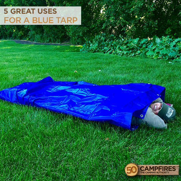 uses for a tarp
