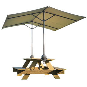 shade for the campsite