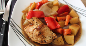 Balsamic Chicken Supreme