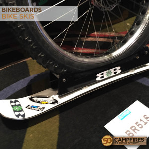BikeBoards Bike Skis