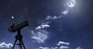 Camping and Stargazing