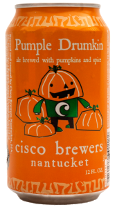 Pumple Drumkin Fall Beer