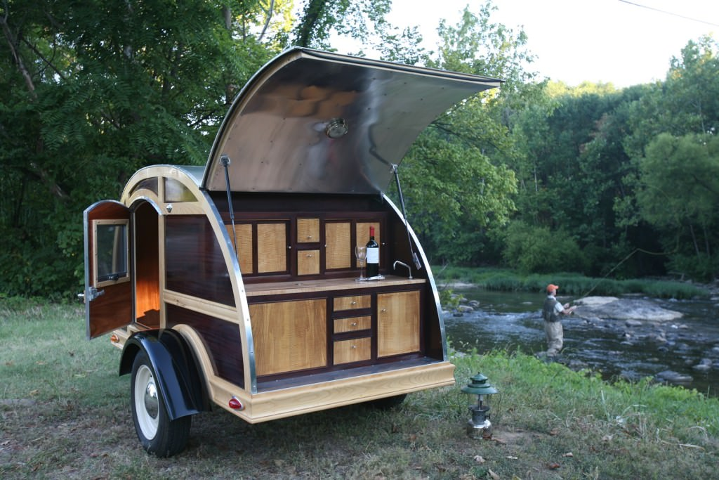 Teardrop Campers That Will Make You Smile 50 Campfires