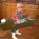 Kids Fisherman Halloween Costume