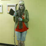 Frozen Hiker Halloween Costume