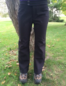 White Sierra Full Moon Softshell Pant