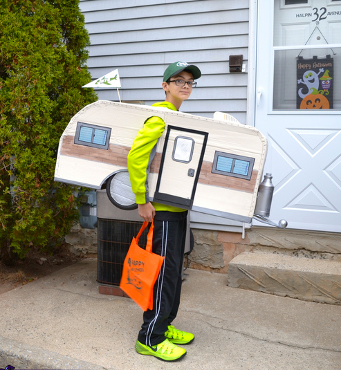 Happy Camper Halloween Costume