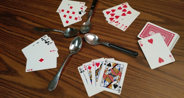 Game of Spoons