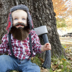 Kid Lumberjack Halloween Costume