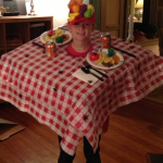 Picnic Table Halloween Costume