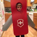 Pocket Knife Halloween Costume
