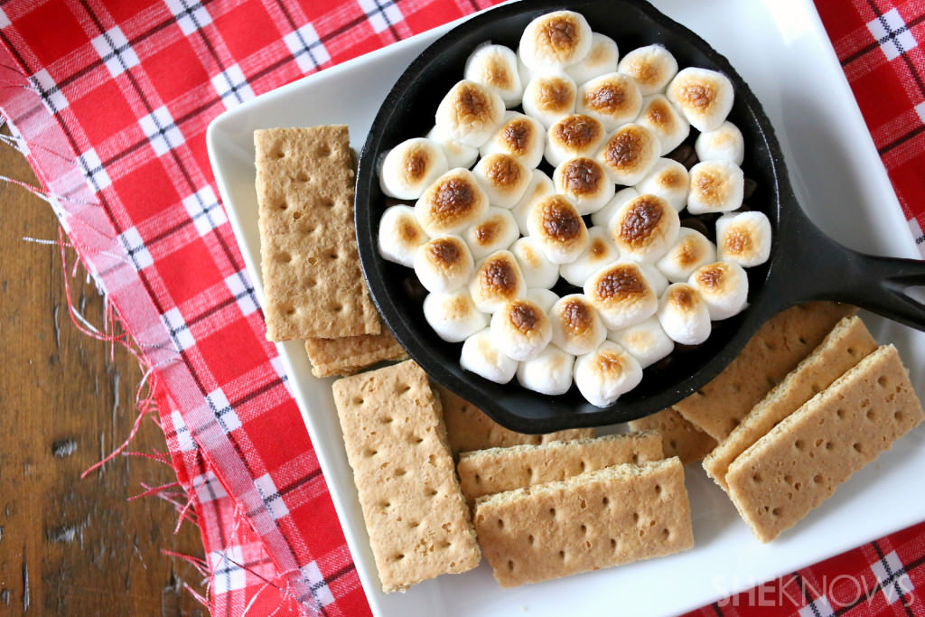 21 S'mores