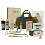 Camping Gear For Dogs: First Aid Kits