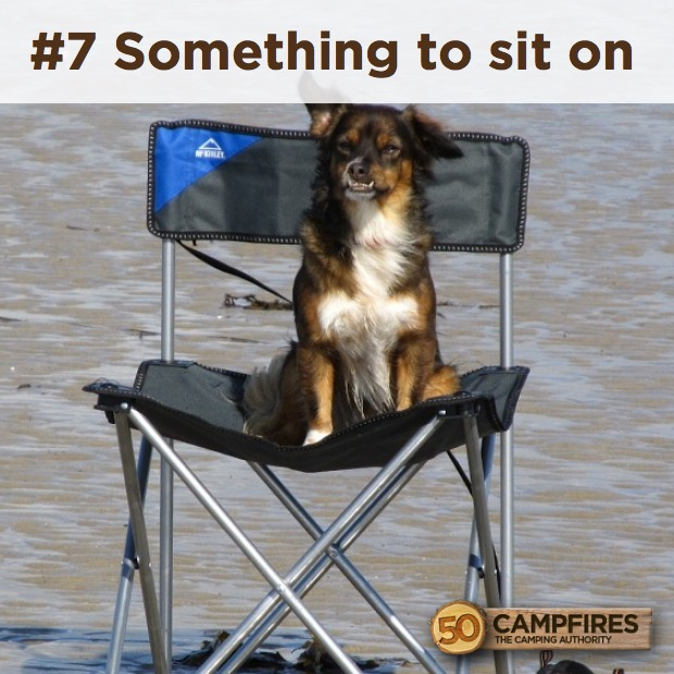 10 overlooked camping items