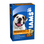 Winter Dog Gear: IAMS-Proactive-Health-Adult-Weight-Biscuits