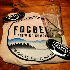 Fogbelt Brewing Prize Pack