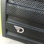Dreamwave Audio Tremor Speaker Review - grill