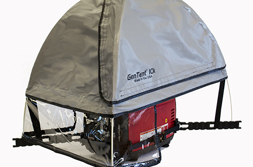 GenTent Safety Canopies
