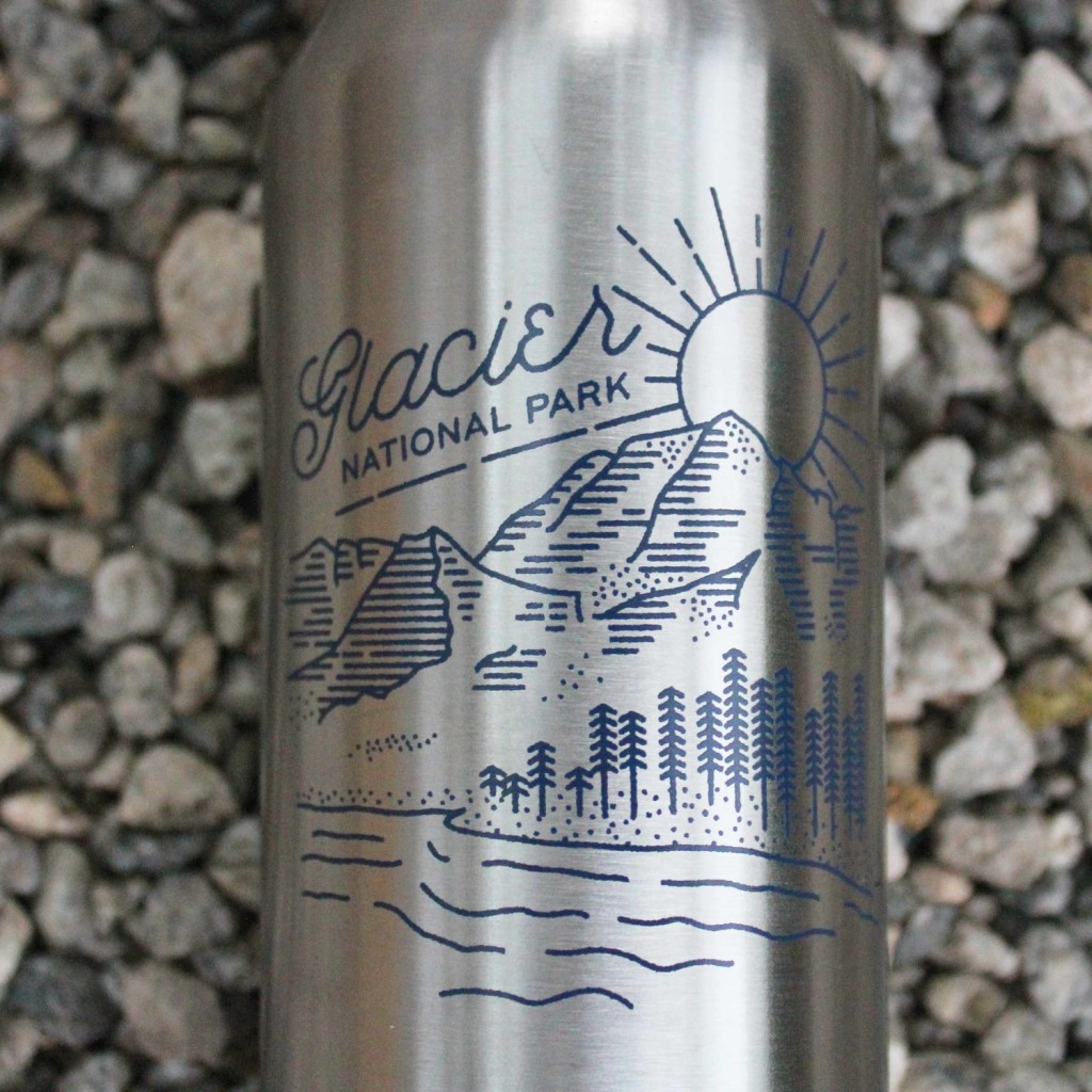 limited edition national parks bottle