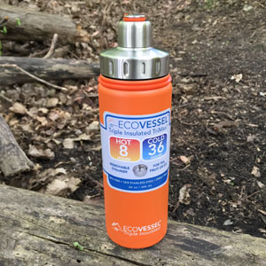 EcoVessel Boulder Insulated Water Bottle