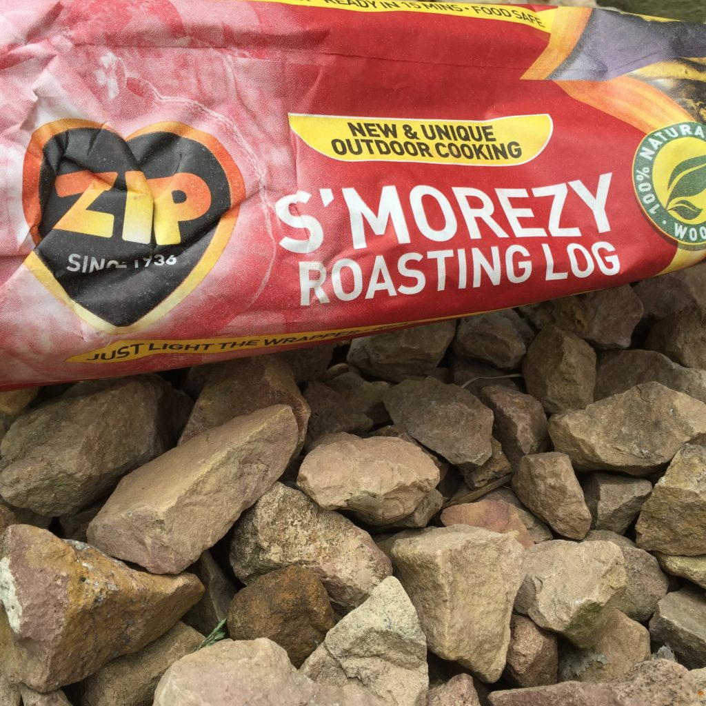 Zip Z'Morezy Roasting Log