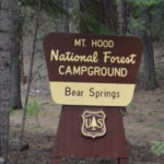 Bear_Springs_Group_Campground_Portland_Camping 25 best campgrounds within 2 hours or portland oregon