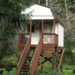 Coyote_Rock_RV_Resort_Marina_Treehouse_Portland_Camping 25 best campgrounds within 2 hours or portland oregon