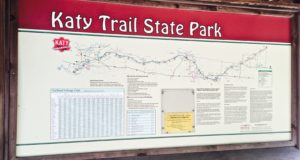 Katy Trail Map