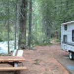 North_Arm_Campground_Timothy_Lake_Oregon_Camping 25 best campgrounds within 2 hours or portland oregon
