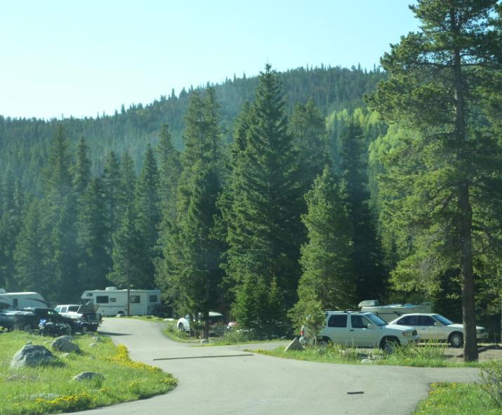 25 Best Campgrounds Within Two Hours of Denver CO - 50 Campfires