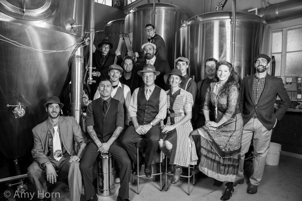 Mother Road Brewing Crew