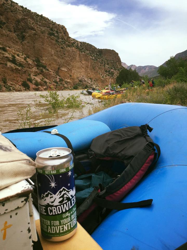 Adventure Awaits with Team Dark Sky Brewing