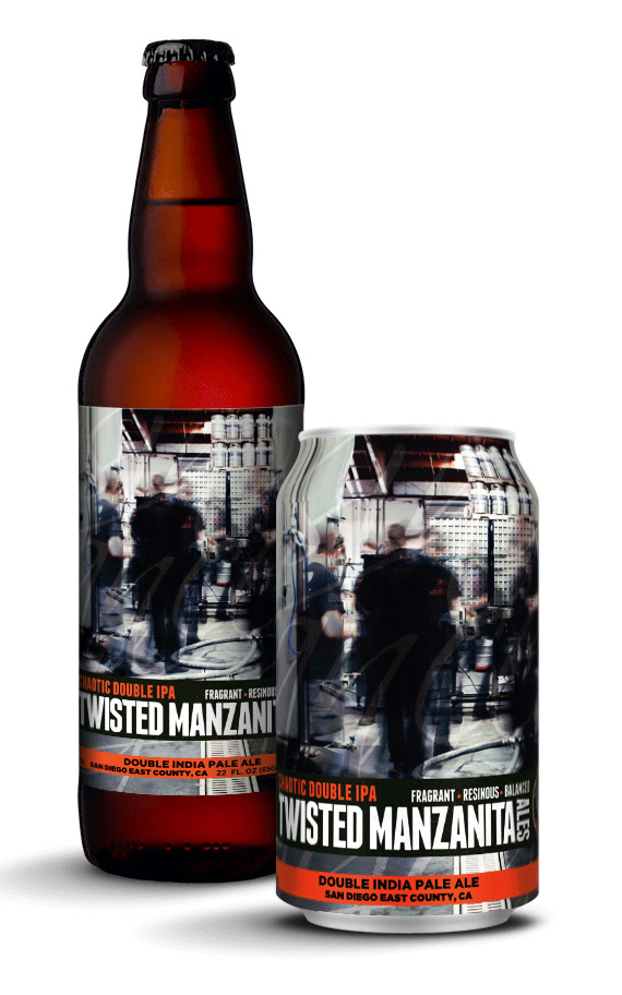 Chaotic Double IPA is a great beer for first time IPA drinkers and seasoned hop heads alike.