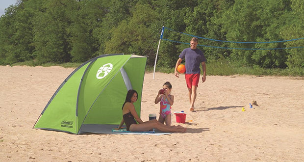 & Pop Up Tents and Cabanas - Sun Protection - 50 Campfires