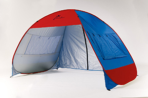 Pop up Tents and Cabanas