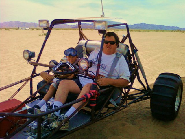 Jeff+Son Buggy