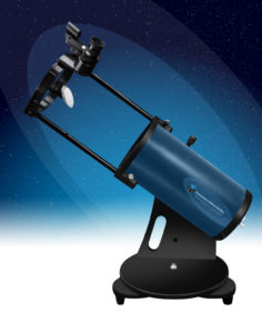 By purchasing this telescope, you make a donation to the nonprofit Astronomers Without Borders that benefits science students around the world.