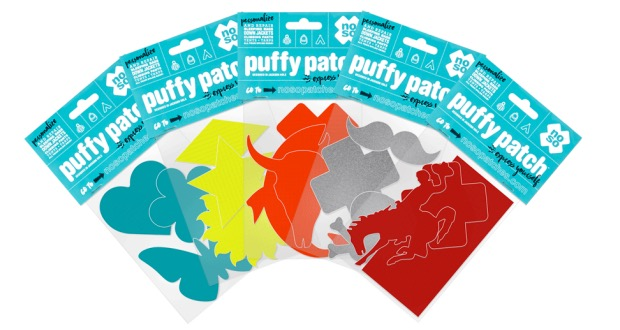 Puffy Patch Styles
